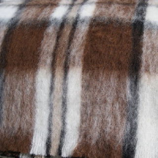 MASTERWEAVE WINDERMERE Alpaca Throws * APACHE