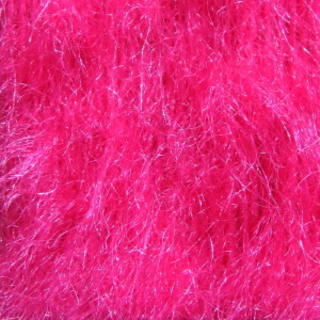 MASTERWEAVE WINDERMERE Mohair Throws * HOT PINK