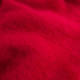 MASTERWEAVE WINDERMERE Mohair Throws * RUBY RED