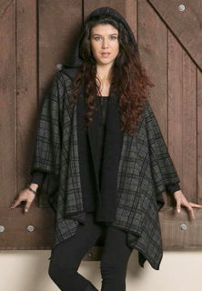 ALL POSSUM MERINO CAPES