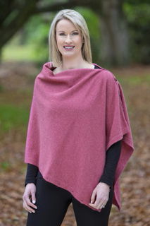 Nativeworld NE557 Anyway Wrap Possum Merino
