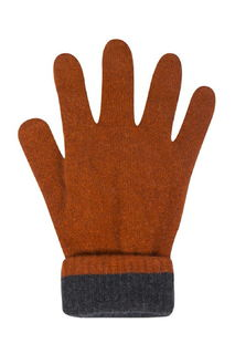 Two Tone Glove Possum Merino Silk NX688/Native World
