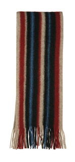 Nativeworld NX205 Striped Scarf Possum Merino