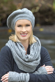 Nativeworld NX479 Endless Scarf Possum Merino