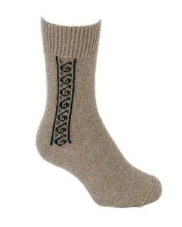 Koru Sock in Possum Merino LOTHLORIAN/9943
