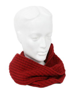 Halo Scarf in Possum Merino LOTHLORIAN/9879