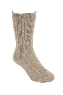 Health Socks NZ Possum Merino style LOTHLORIAN/9921