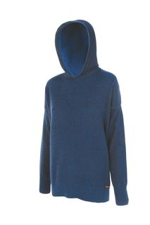 TECHNICAL HOODIE NZ Lambswool Blend MKM/ME4056