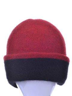 Reversible Beanie Possum Merino Silk McDONALD/6102