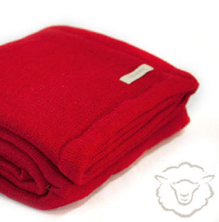 NZ THERMACELL Merino Wool King Single Blanket ~ 195 x 225cm
