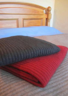 KORU Queen Throw Blanket Possum Merino Silk K091 *7 Colours