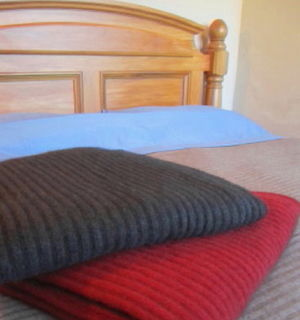 KORU K091 Queen Possum Merino Silk Throw Blanket 7 Colours