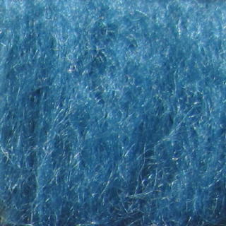 MASTERWEAVE WINDERMERE Mohair Throws * LAKE BLUE