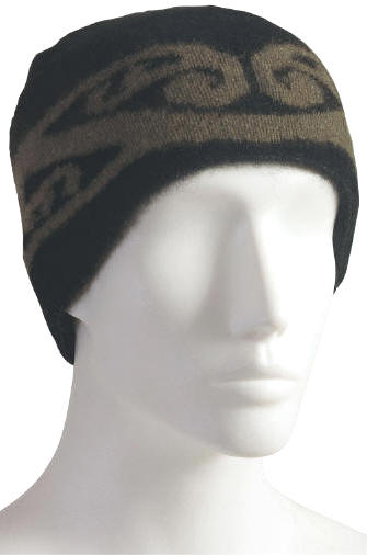 Koru Design Hat Possum Merino Silk McDONALD/605