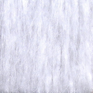 MASTERWEAVE WINDERMERE Mohair Throws * DOVE WHITE