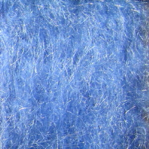 MASTERWEAVE WINDERMERE Mohair Throws * PROVENCE BLUE