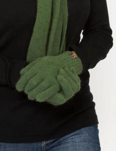Gloves in NZ Possum Merino style NW5025/NOBLE WILDE