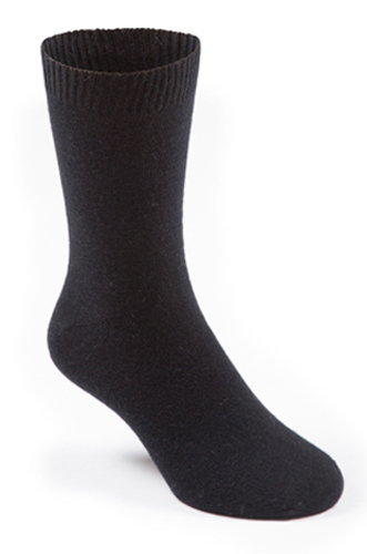 Dress Socks in NZ Possum Merino NW5412/NOBLE WILDE