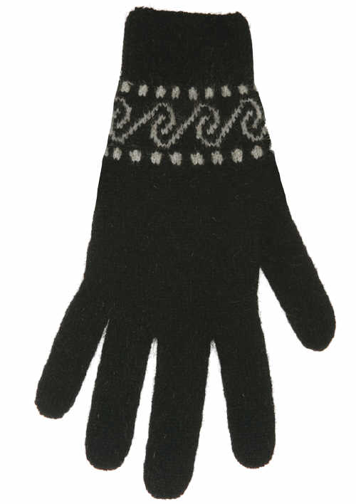 Nativeworld NX002 Koru Glove Possum Merino