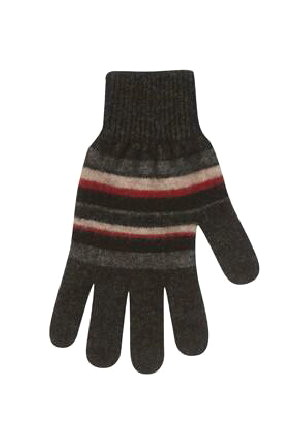 Nativeworld NX200 Striped Glove Possum Merino