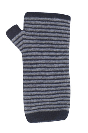Nativeworld NX457 Striped Wristwarmer Possum Merino