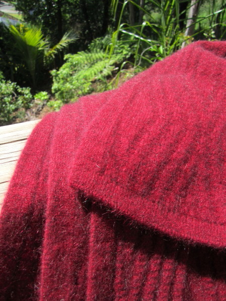 Possum Merino Textured King Throw Blanket 170 X 200cm