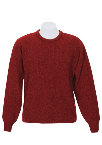 ADVENTURE CREW NECK Possum Merino MKM/MS1723