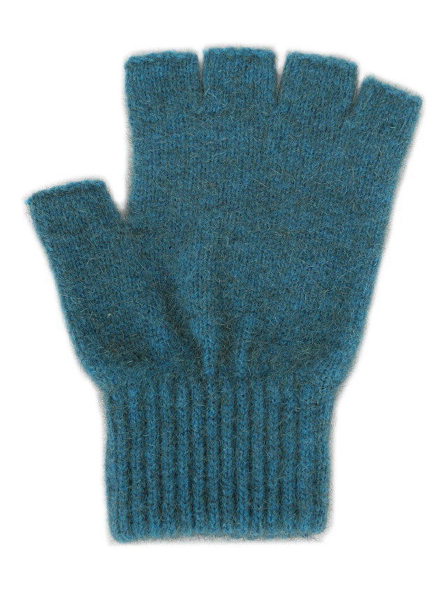 Open Finger Glove in Possum Merino LOTHLORIAN/9924