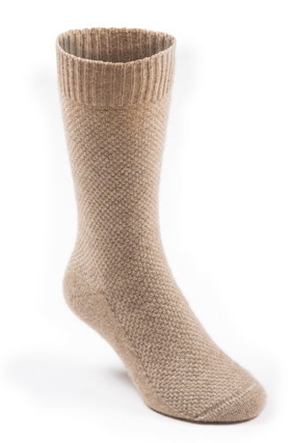 Moss Calf Socks NZ Possum Merino NW5072/NOBLE WILDE