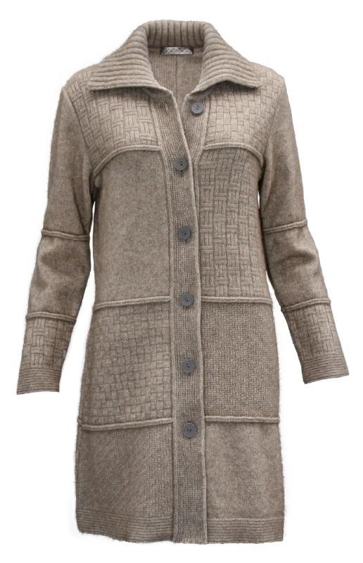 Vagabond Coat Possum Merino Women S, Possum Fur Coats In N Z