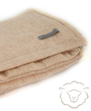 NZ THERMACELL Merino Wool Single Blanket ~ 165 x 225cm