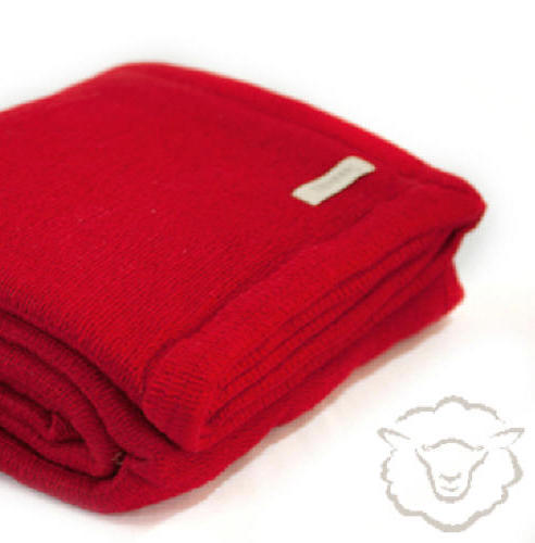 NZ THERMACELL Merino Wool King Single Blanket ~ 185 x 210cm