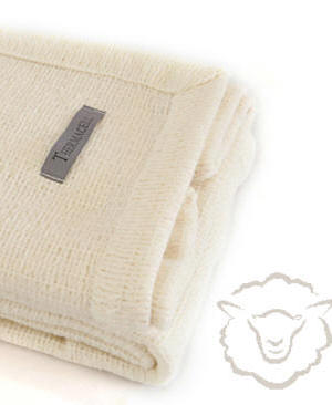 NZ THERMACELL Merino Wool Super King Blanket ~ 230 x 320cm