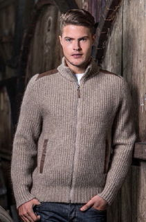 >MEN'S POSSUM MERINO