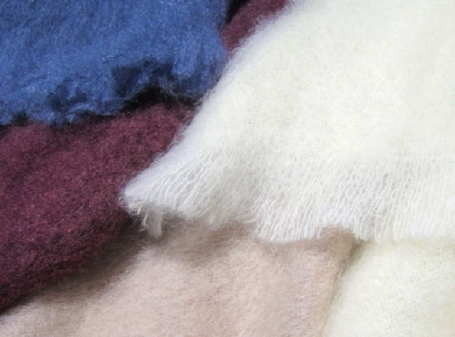 MASTERWEAVE NZ MOHAIR THROWS KNEE RUGS SCARVES Adorable Mohair Throw Blankets