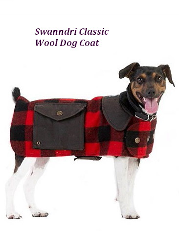 >SWANNDRI DOG COAT